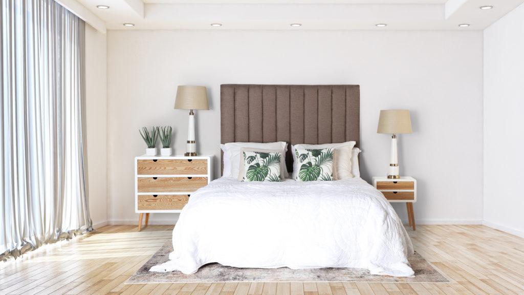 Dormitorio nórdico lastdeco