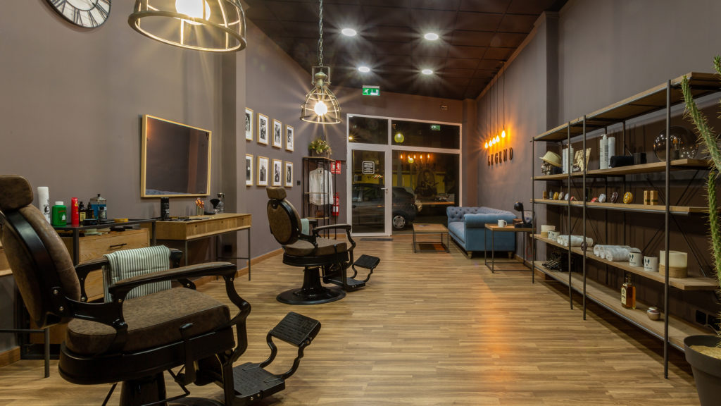 Barbería legend Lastdeco